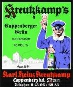 Kreutzkamp`s Cappenberger Grün