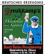 Kreutzkamp`s Wacholder mit Kräutern