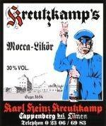 Kreutzkamp`s Mocca-Likör